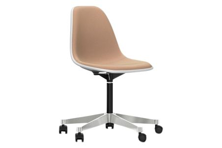 https://res.cloudinary.com/clippings/image/upload/t_big/dpr_auto,f_auto,w_auto/v2/products/pscc-eames-plastic-side-chair-with-full-upholstery-04-white-04-white-02-castors-hard-braked-for-carpet-hopsak-88-cognacivory-vitra-charles-ray-eames-clippings-11251280.jpg