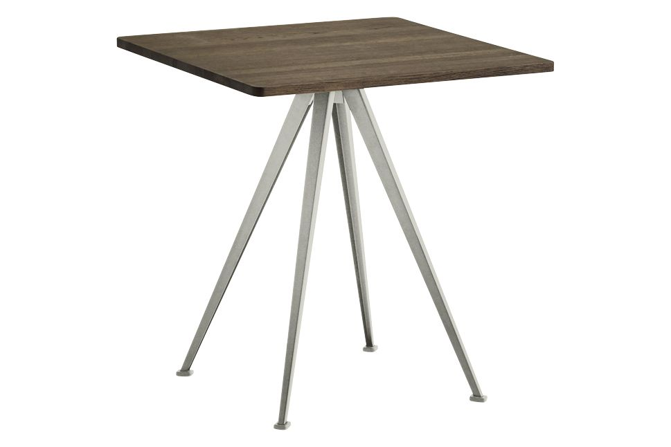 Wood Oiled Oak, Metal Black,Hay,Coffee & Side Tables,end table,furniture,outdoor table,table