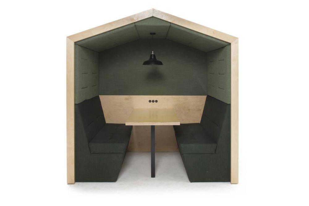 RYP-PIB 2 seat MFC Group 1,Spacestor,Acoustic Furniture,furniture