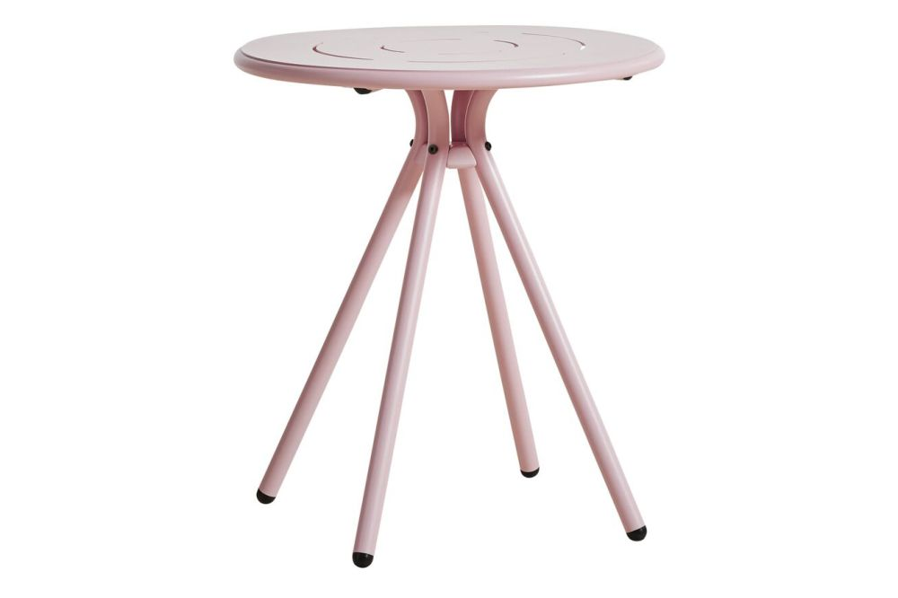 Ray Round Café Table by WOUD