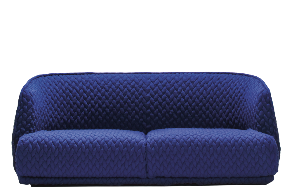 A4246 - Redondo 1 grey,Moroso,Sofas,cobalt blue,couch,electric blue,furniture,purple,studio couch,violet