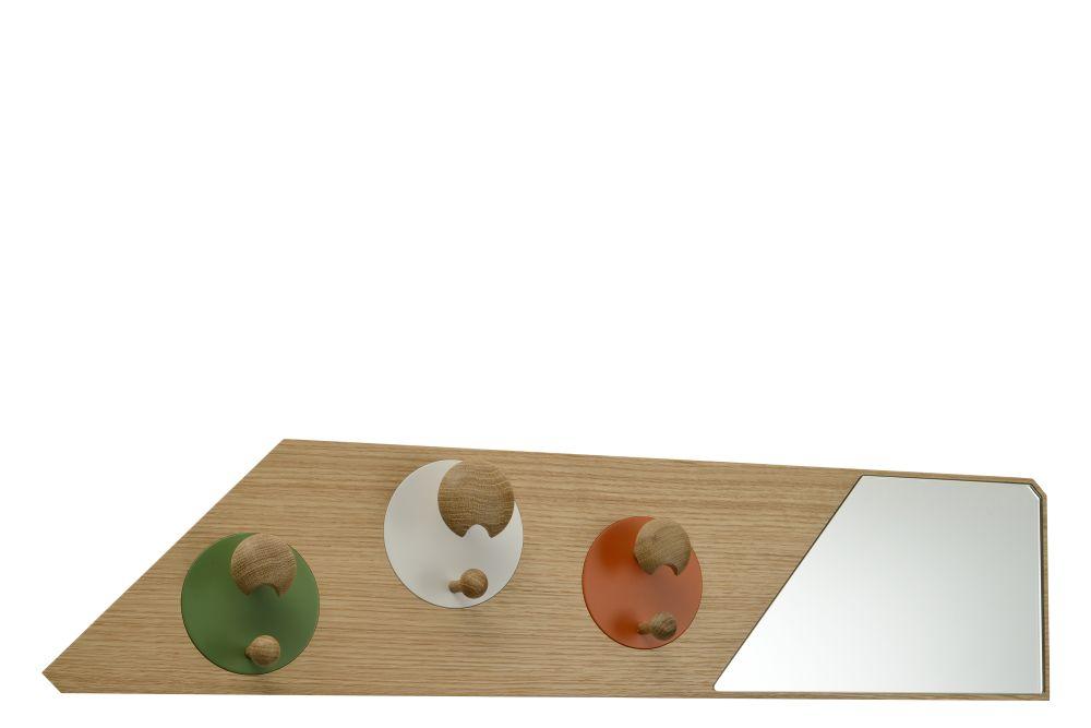 White,Colé Italian Design Label,Hooks & Hangers,rectangle