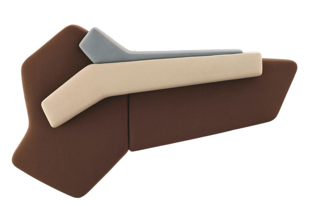 A1639 - Tonus 4 100 white,Moroso,Sofas,beige,brown,furniture
