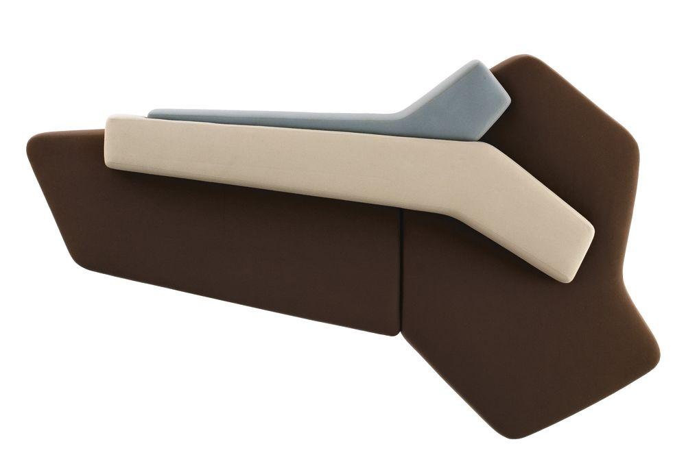 A1639 - Tonus 4 100 white,Moroso,Sofas,brown,furniture