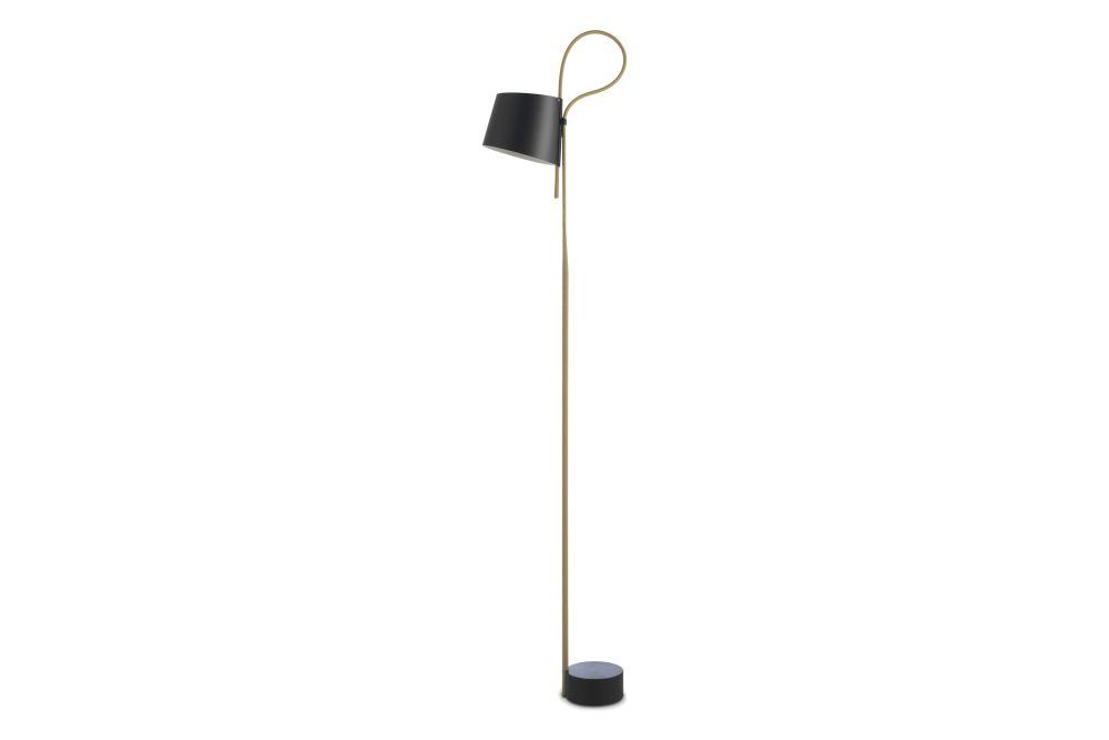 Rope Trick Floor Lamp by Hay