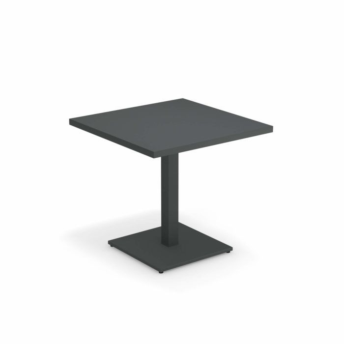 Round 80x80 Square Table Outdoor Tables By Emu