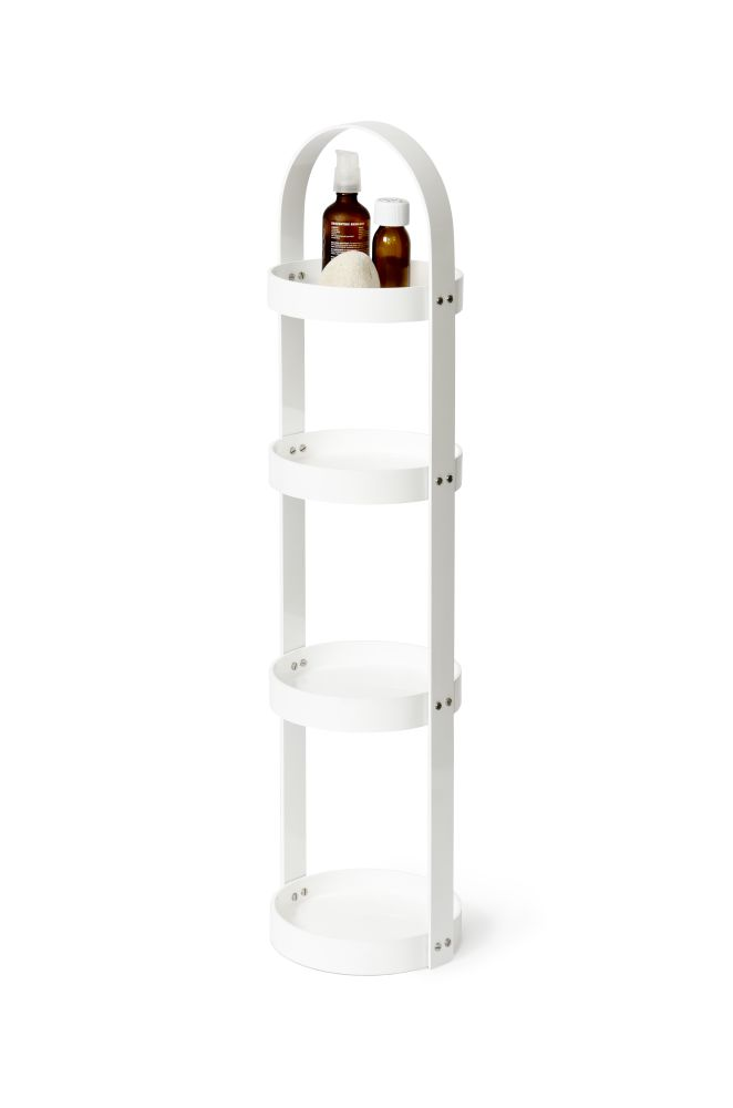 Round Caddy 4 tray,Wireworks,Accessories,furniture,shelf,shelving
