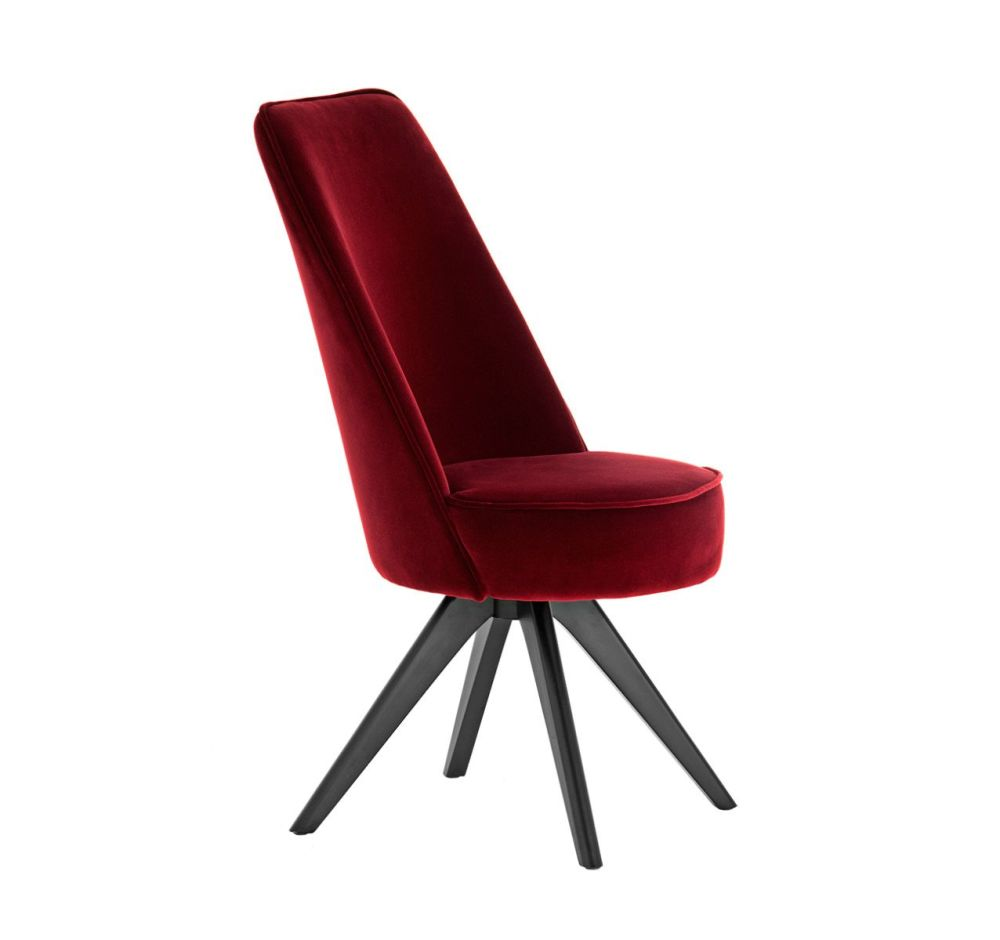 Cairo - Bianco 01,Driade,Seating,chair,furniture,red