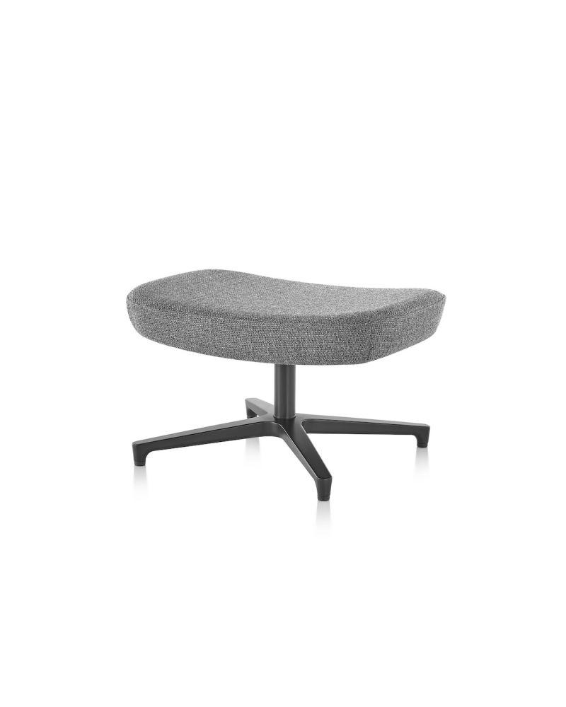 Black,Herman Miller,Breakout Poufs & Ottomans,furniture,table