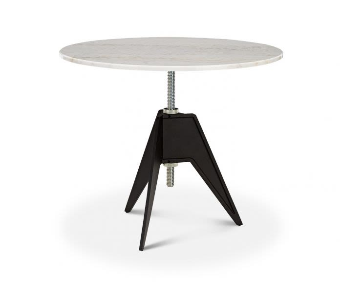 Screw Round Cafe Table by Tom Dixon