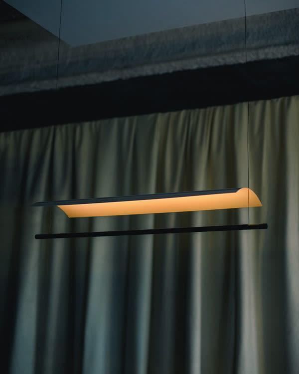 Santa & Cole,Pendant Lights,curtain,light,line,textile