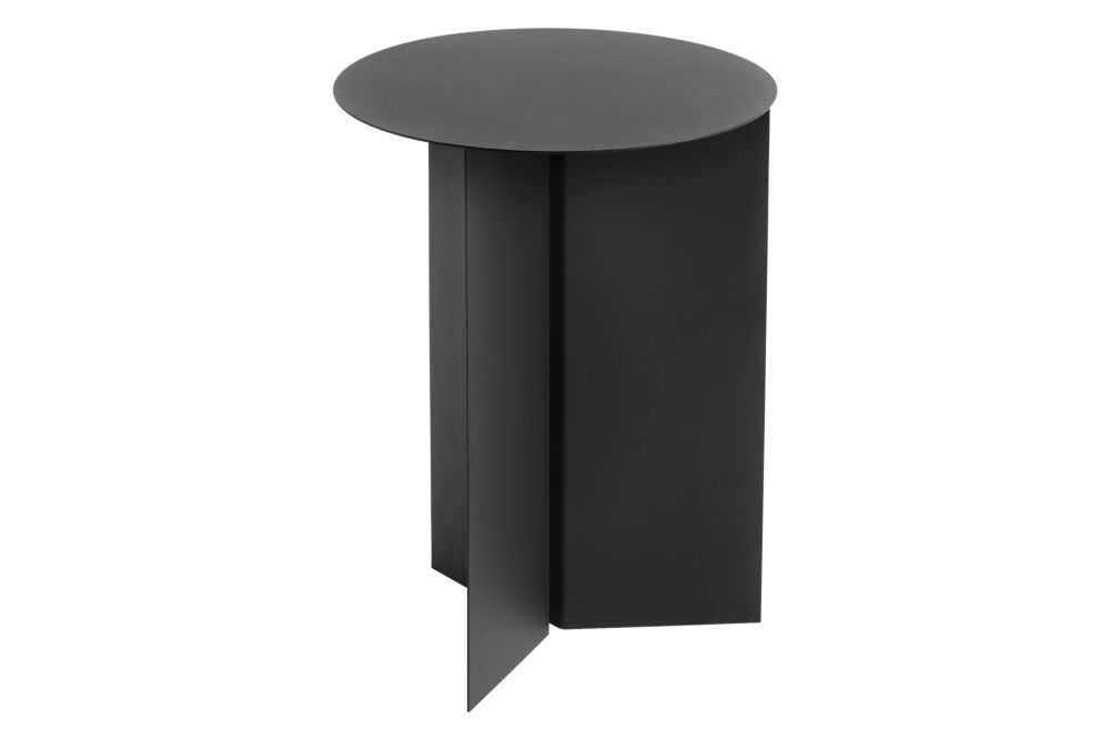 Metal Black,Hay,Coffee & Side Tables,furniture,outdoor table,stool,table