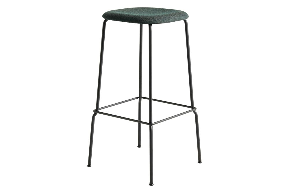 Metal Black, Fabric Group 3,Hay,Workplace Stools,bar stool,furniture,stool,table