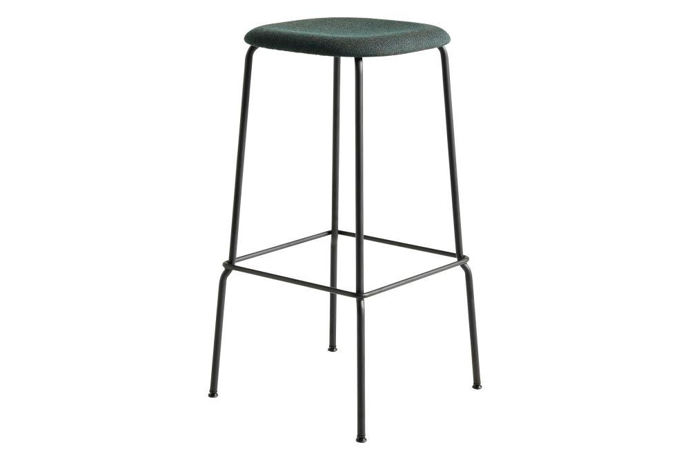 Metal Black, Fabric Group 3,Hay,Stools,bar stool,furniture,stool,table