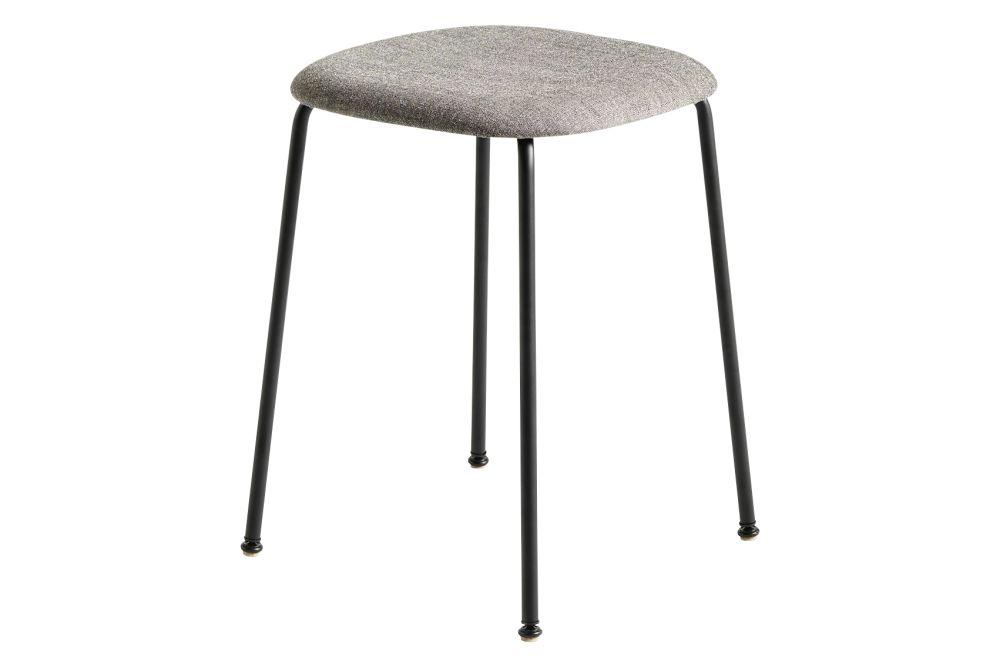 Fabric Group 1, Metal Black,Hay,Workplace Stools,bar stool,furniture,stool,table
