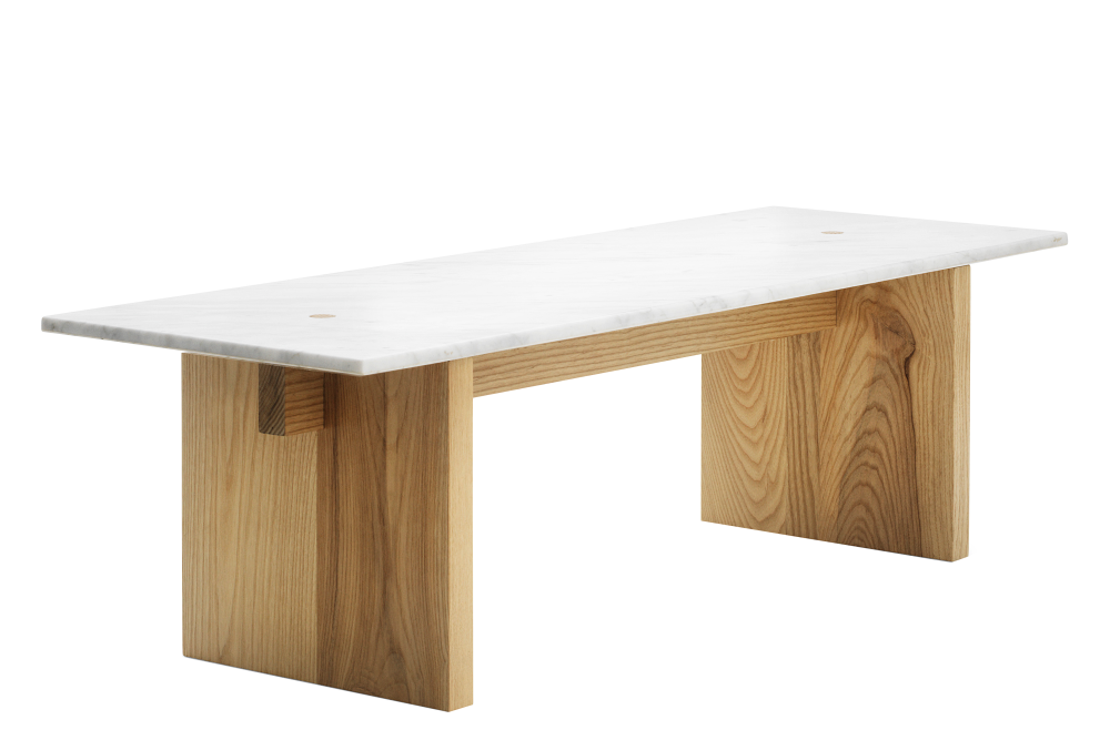 Normann Copenhagen,Coffee & Side Tables,computer desk,desk,furniture,hardwood,material property,outdoor table,plywood,rectangle,table,wood,wood stain