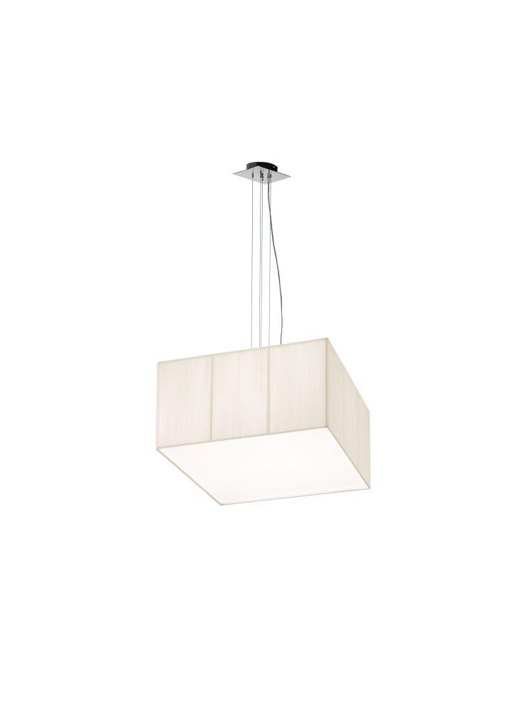 40 x 40, White, Chrome,Axo Light,Pendant Lights,beige,ceiling,ceiling fixture,lamp,light fixture,lighting