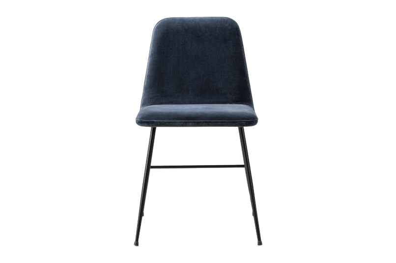 Remix 2 113, Black,Fredericia,Dining Chairs,black,chair,furniture