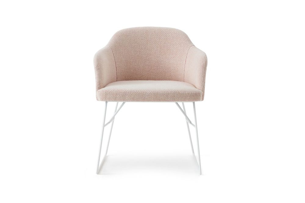 Divina 3 106, Bianco RAL 9016,Billiani,Armchairs,beige,chair,furniture