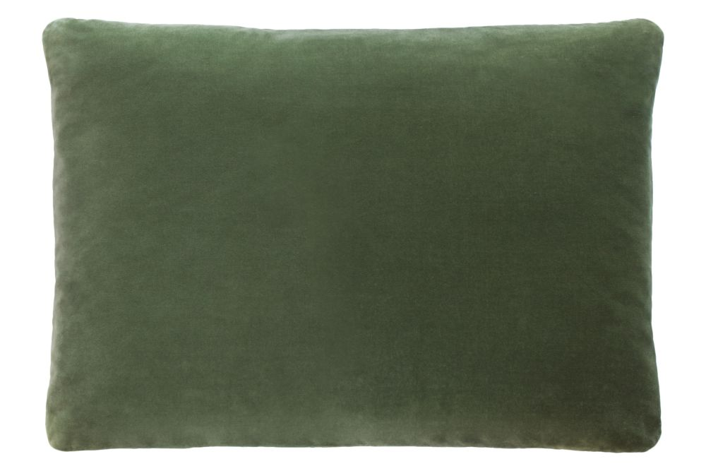 Stay Cushion, 68 x 48 (Price Grp. 08 CM8),GUBI,Cushions,cushion,furniture,green,linens,pillow,rectangle,textile,throw pillow