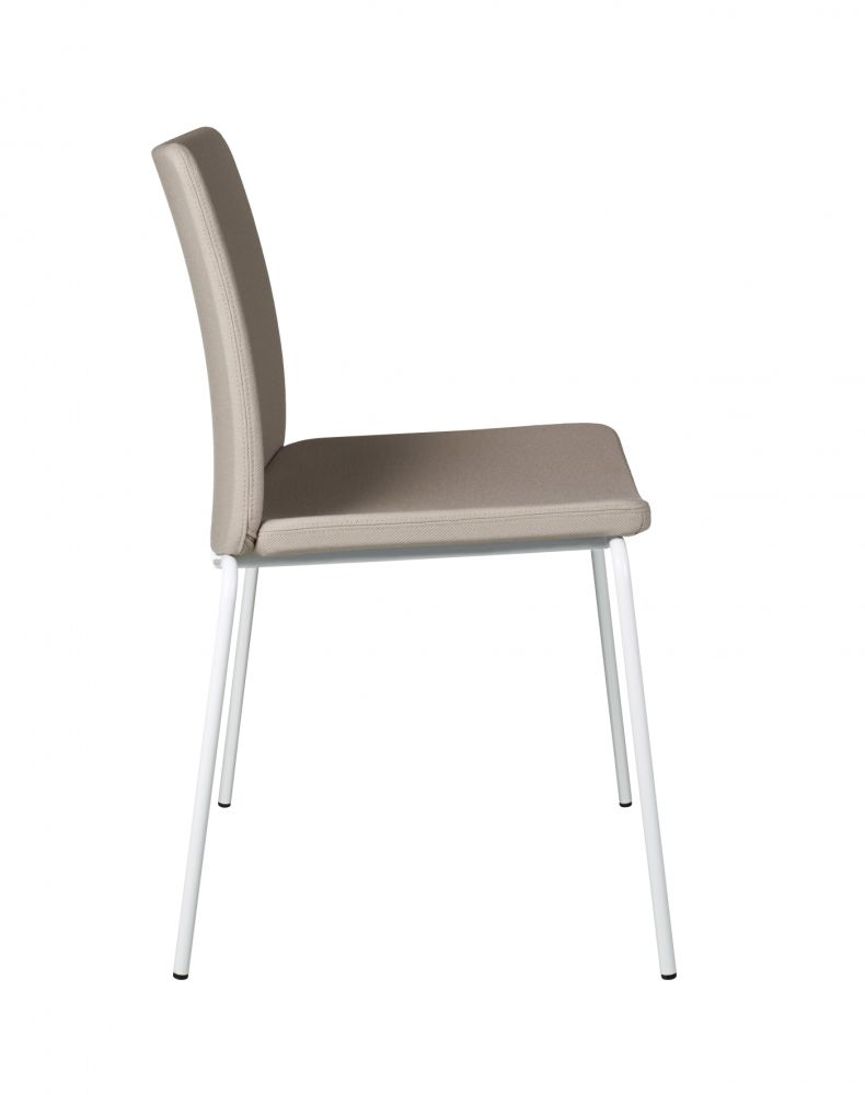 White Steel, Main Line Flax Newbury,Swedese,Seating,chair,furniture,product