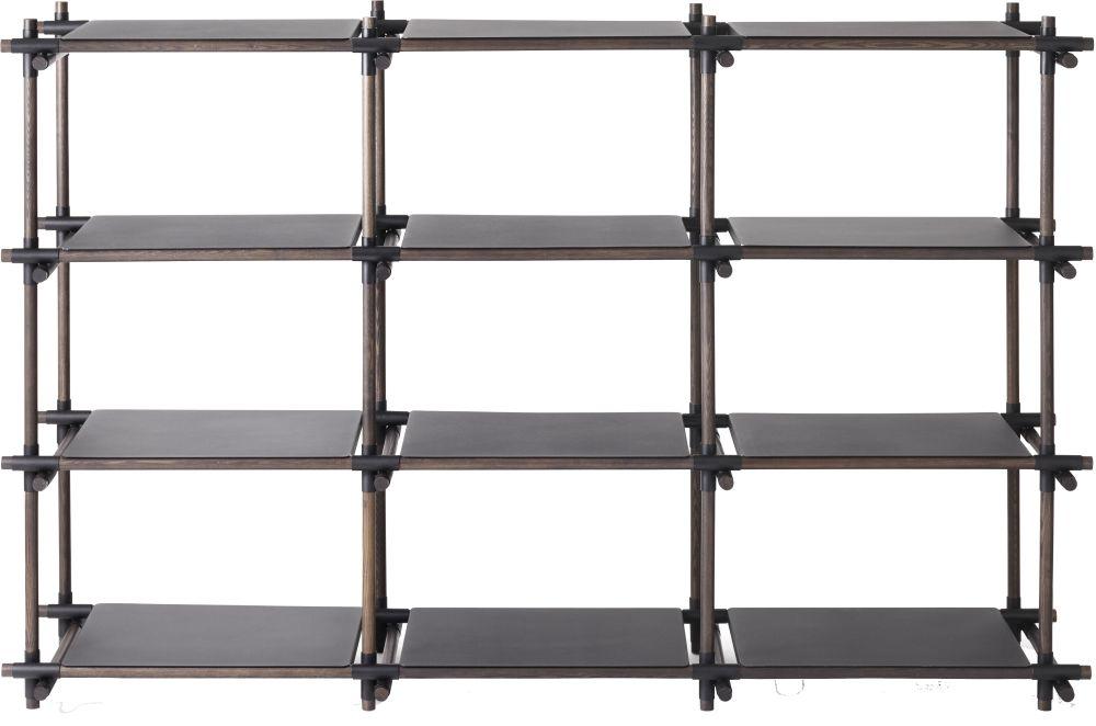 Black,MENU,Bookcases & Shelves,furniture,shelf,shelving