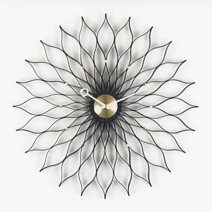 Sunflower Clock by Vitra