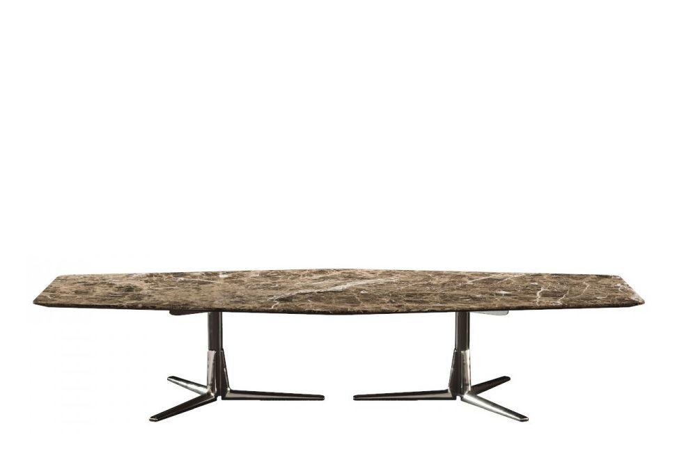 Sveva Hexagonal Coffee Table by Flexform