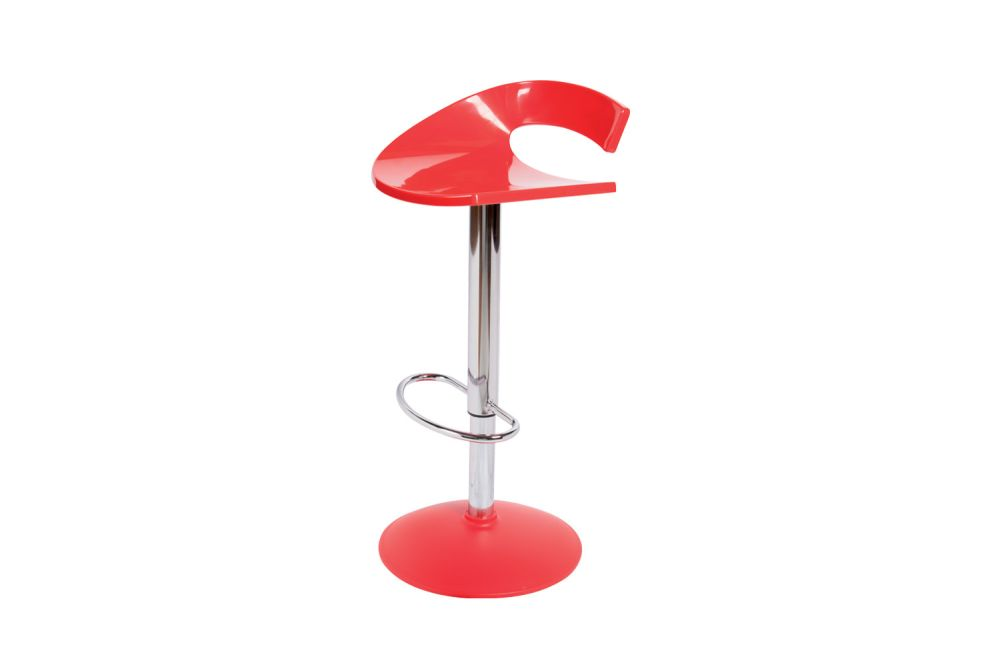 00 White,Gaber,Stools,red