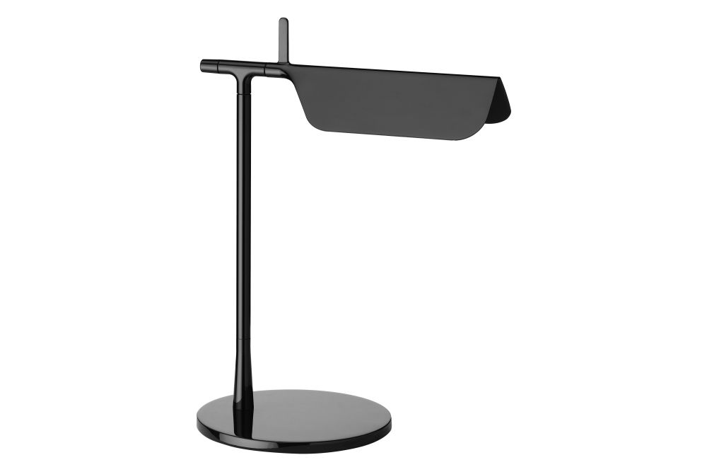 Metal Glossy Black (mt),Flos,Desk Lamps,table