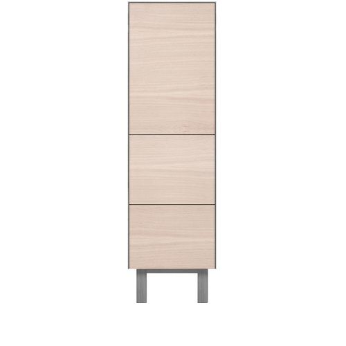 Oak, Light Grey,Another Brand,Cabinets & Sideboards,chest of drawers,cupboard,drawer,furniture,shelf,wood