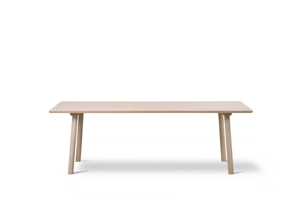 180 x 80, Oak Smoked Stained, Plain,Fredericia,Dining Tables,coffee table,desk,furniture,outdoor table,plywood,rectangle,sofa tables,table