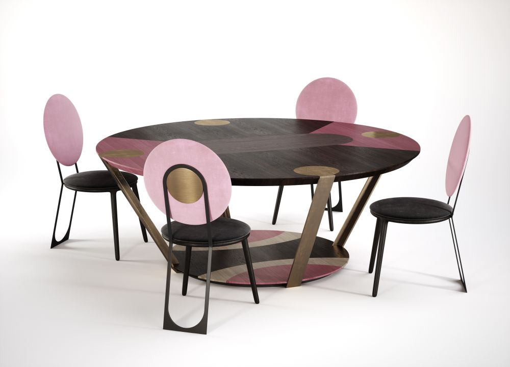 Emmemobili,Dining Chairs,chair,coffee table,design,furniture,interior design,product,room,table