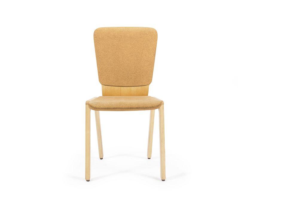 Ash, Ash, No Upholstery, No Upholstery,Ubikubi,Dining Chairs,beige,chair,furniture,tan