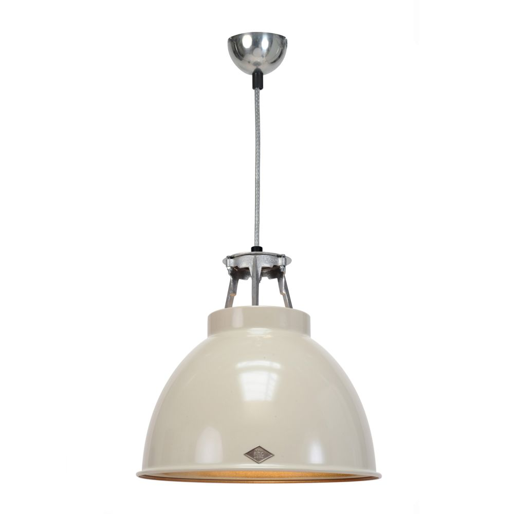 Olive Green with White Interior,Original BTC,Pendant Lights,beige,ceiling,ceiling fixture,lamp,light,light fixture,lighting