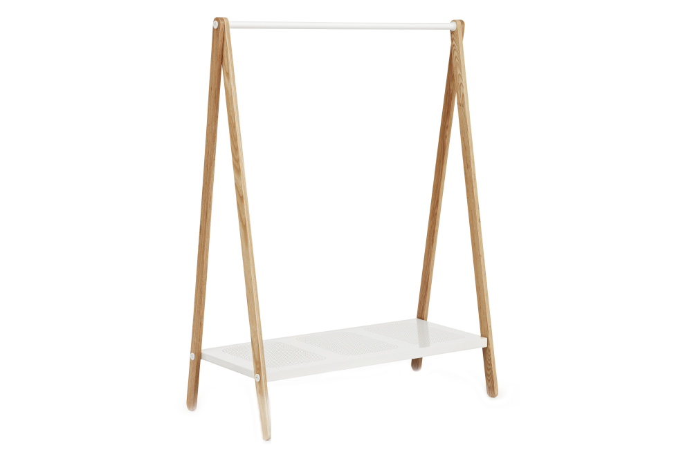 White, Large,Normann Copenhagen,Hooks & Hangers,furniture,table