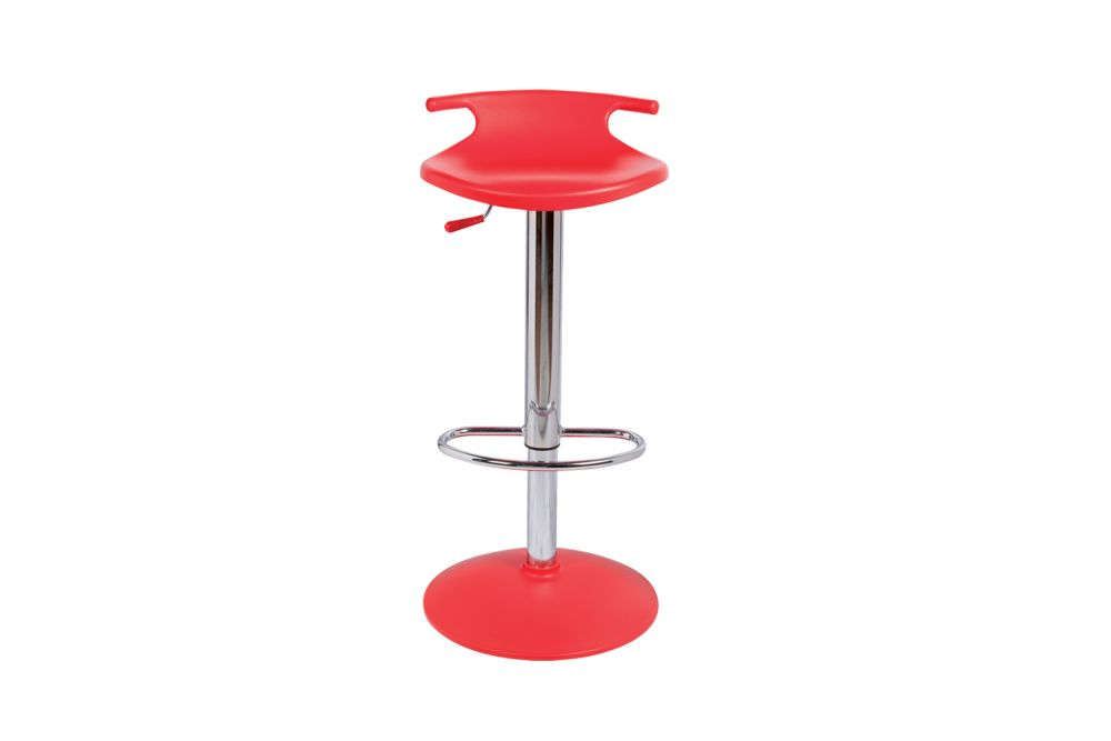 00 White,Gaber,Stools,bar stool,red,stool