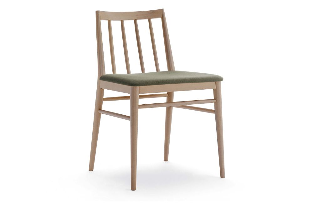 Divina 3 106, Beechwood 0078,Billiani,Dining Chairs,chair,furniture