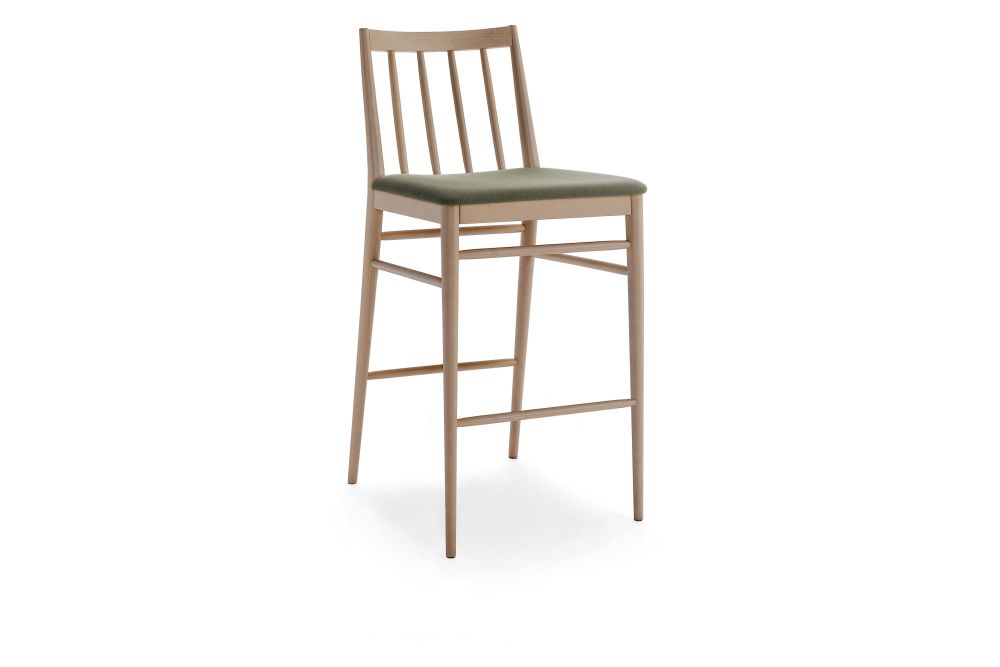 Divina 3 106, Beechwood 0078,Billiani,Stools,bar stool,chair,furniture,stool