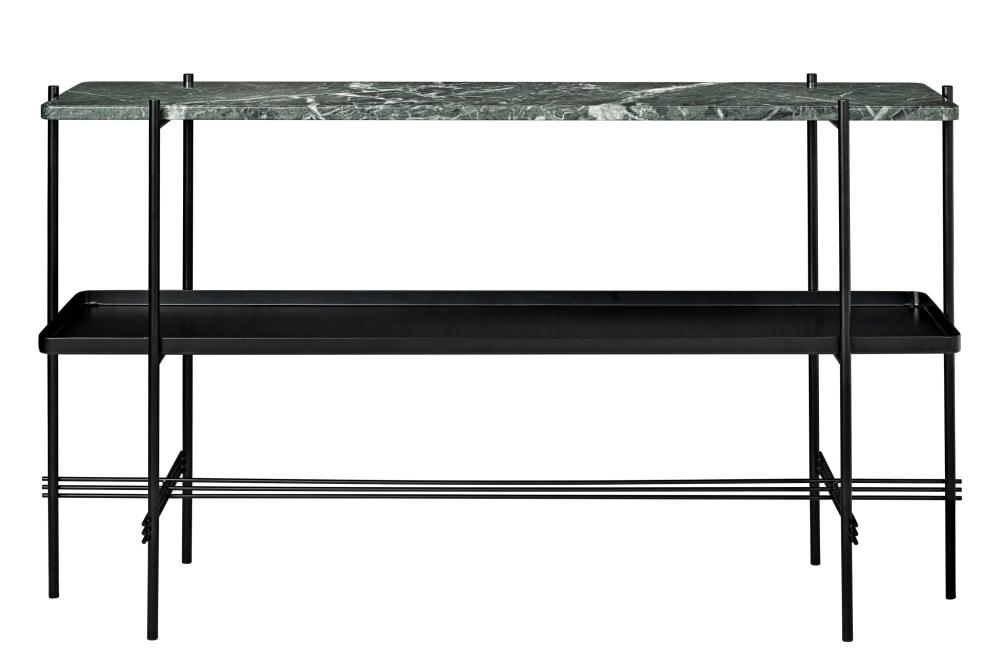 Gubi Marble Verde Guatemala,GUBI,Console Tables,furniture,line,table
