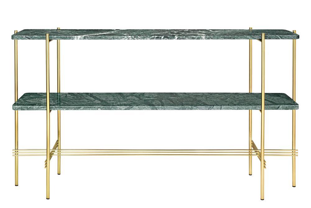 Gubi Marble Nero Marquina, Gubi Metal Brass,GUBI,Console Tables,furniture,shelf,shelving,table