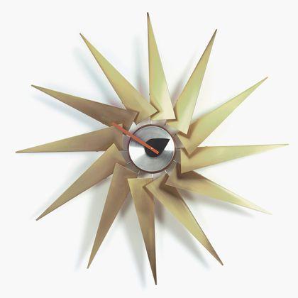 Turbine Clock by Vitra