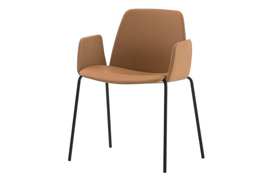 Pricegrp. c11, Colour B00-Black,Inclass,Breakout Lounge & Armchairs,armrest,auto part,beige,brown,chair,furniture,line,wood