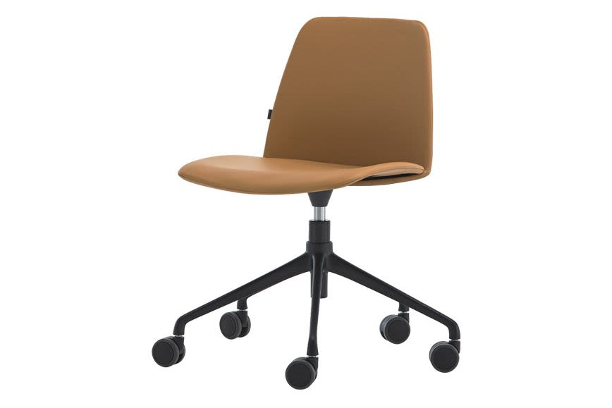Pricegrp. c1, Colour W01-White,Inclass,Conference Chairs,beige,brown,chair,furniture,line,material property,office chair,product