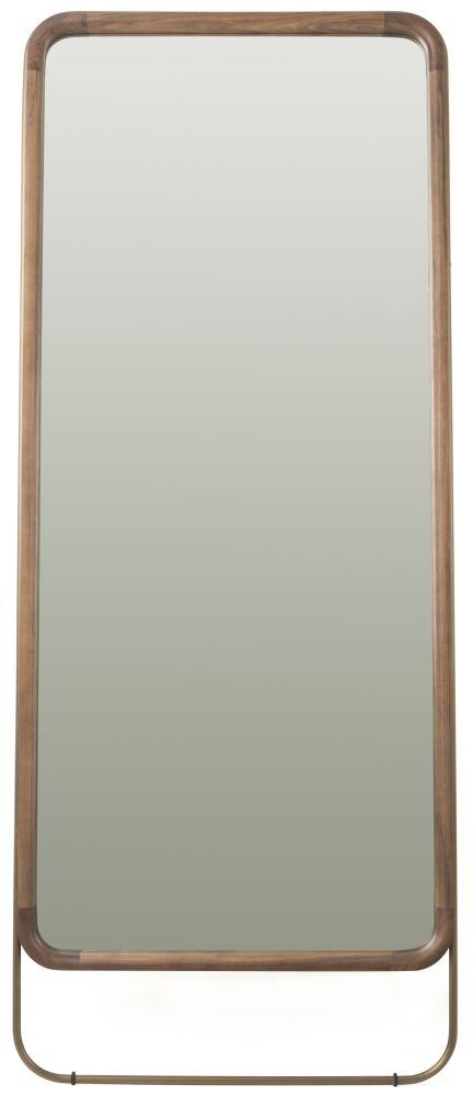 Walnut, Large,Stellar Works,Mirrors,beige,brown