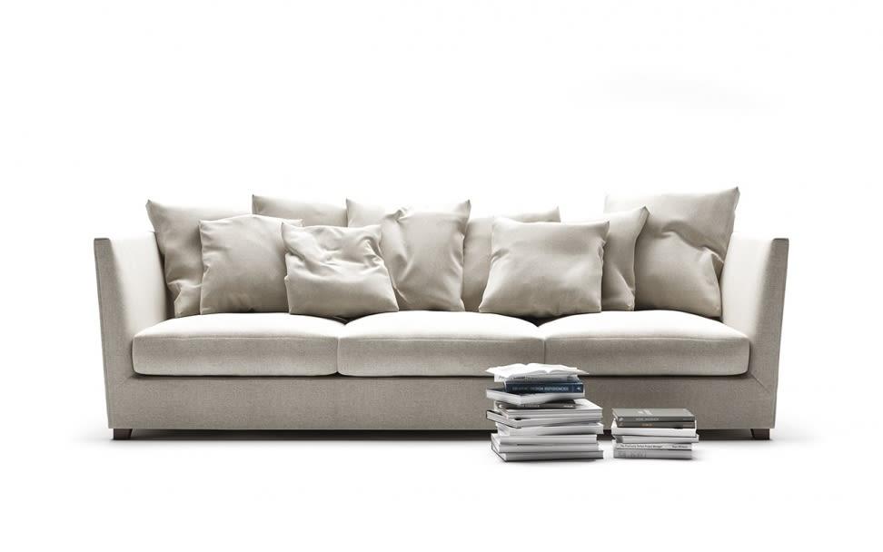 Victor 3 Seater Sofa by Flexform