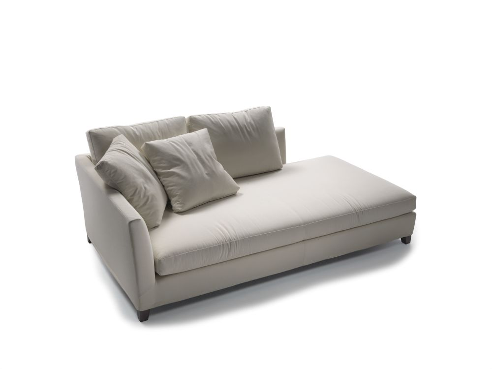 Victor Dormeuse Sofa by Flexform