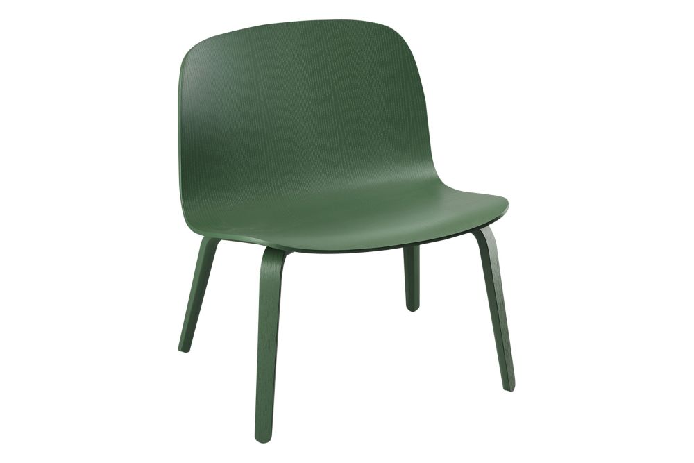 Easy leather - Dusty green,Muuto,Lounge Chairs,chair,furniture