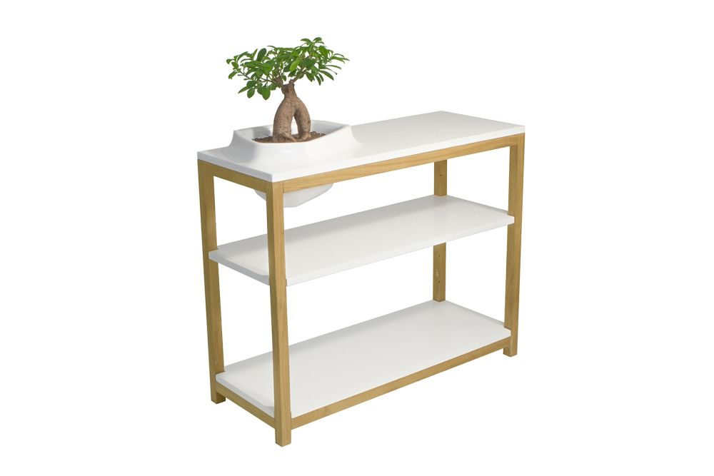 White,Bellila,Console Tables,end table,furniture,shelf,sofa tables,table