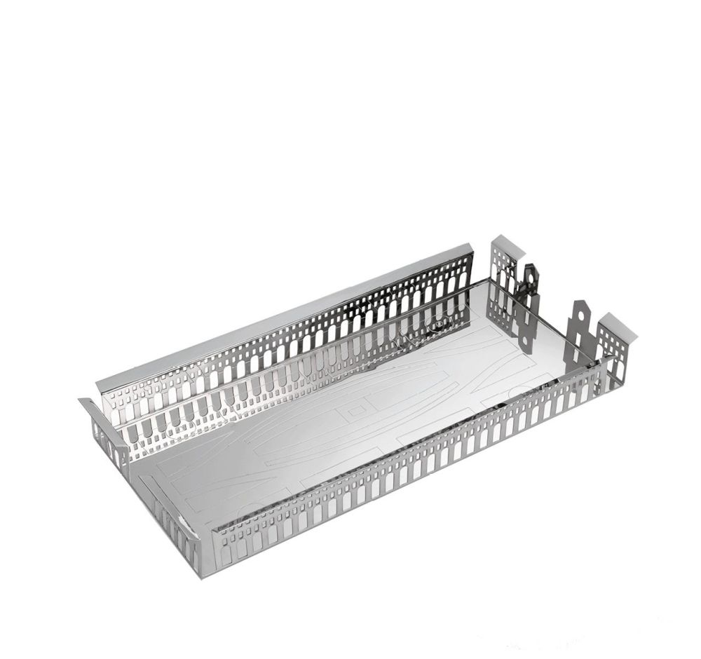 Stainless Steel,Driade,Trays,rectangle